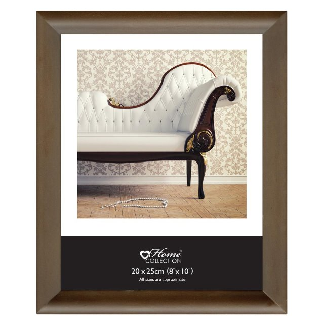 Contemporary Modern Brown Photo Picture Frame 6x4 5x7 8x6 10x8 A4 Certificate