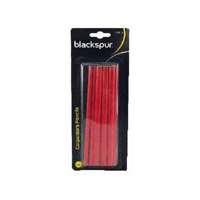 8pc Carpenters Pencil Carpentry Pencils Bulk Joiner Woodwork Builders Plumbers
