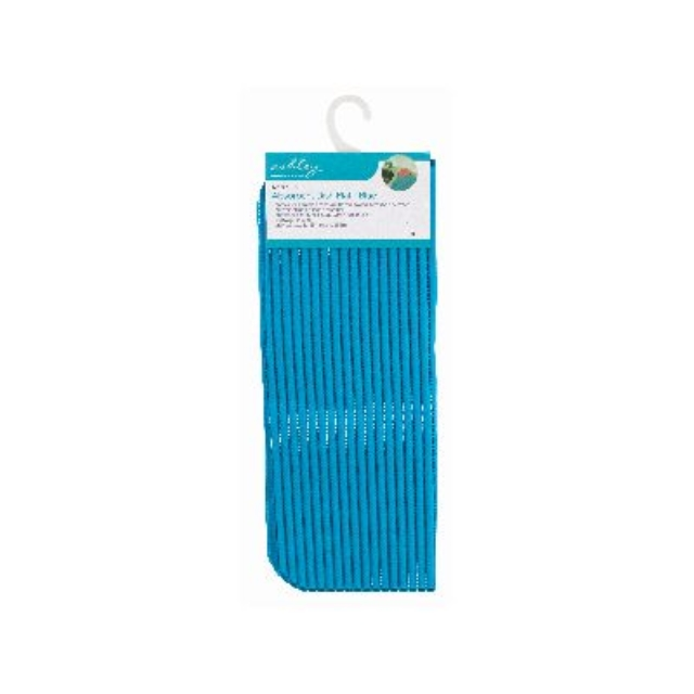 Anti Slip Absorbent Dish Drying Mat Kitchen Sink Drainer 45 X 35cm Blue Or White