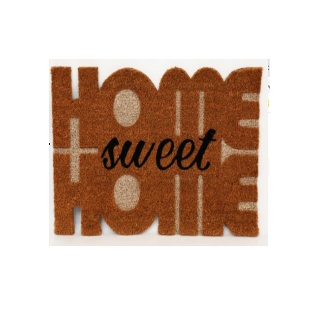 Home Sweet Home Design Non Slip Doormat