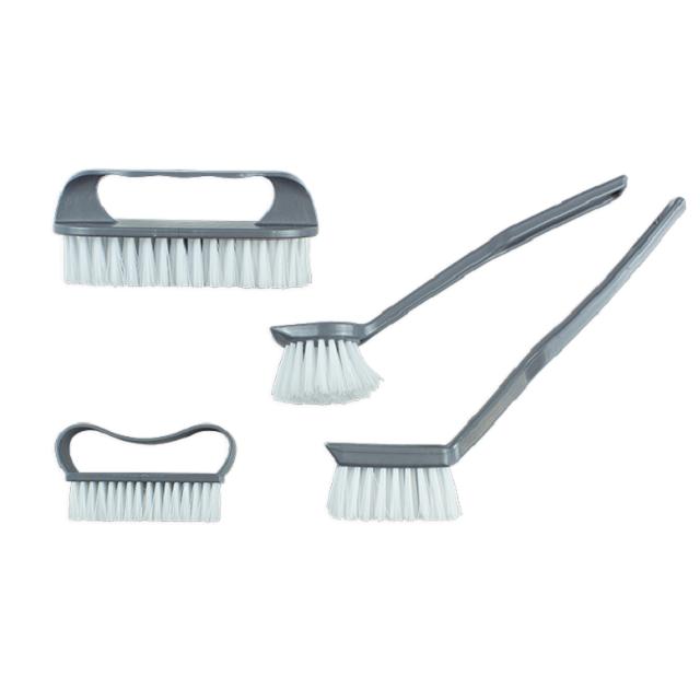 4 Pack Multi Purpose Kitchen Brushes