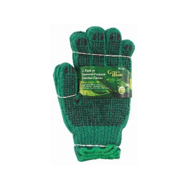 5 Pack General Purpose Garden Gloves