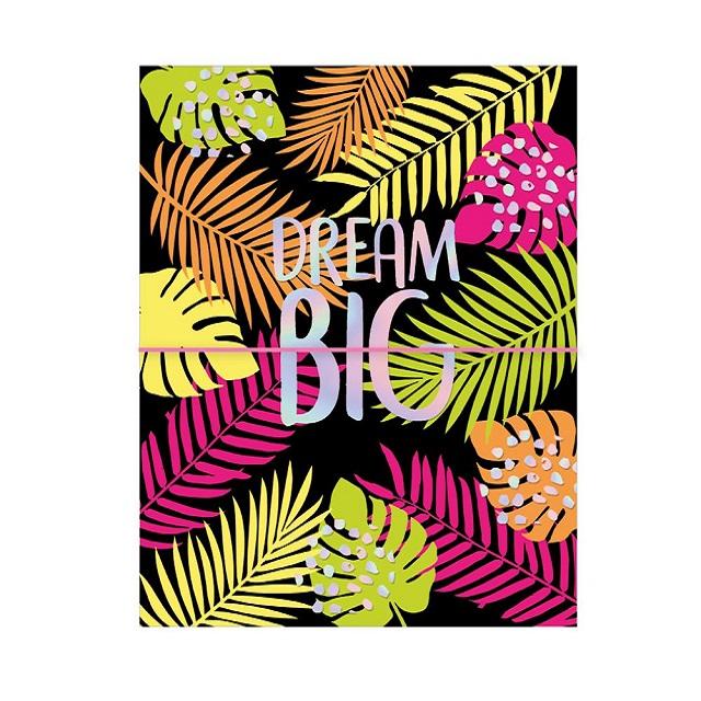 Dream Big Slip In Photo Album 40 x 6x4 Photos Capture Memories