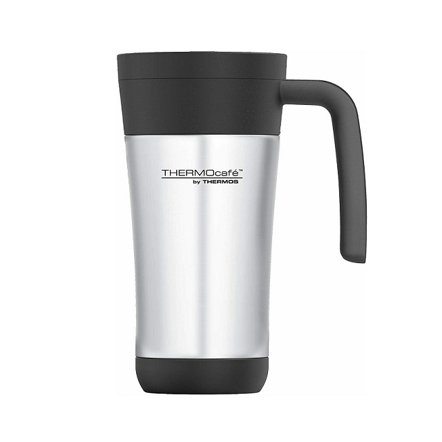 Thermos ThermoCafe Flip Lid Travel Mug 425ml